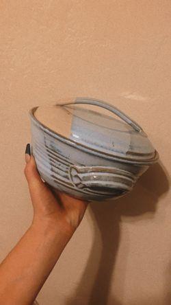 Ceramic Pottery Bundt Cake Pan Thumbnail