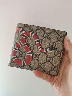GG Supreme Snake wallet Thumbnail