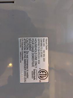 Ziplock V203 Vacuum Sealer Thumbnail