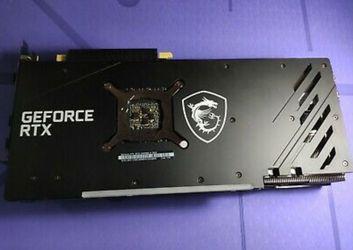MSI GeForce Rtx 3070 Gaming X Trio 8GB Thumbnail