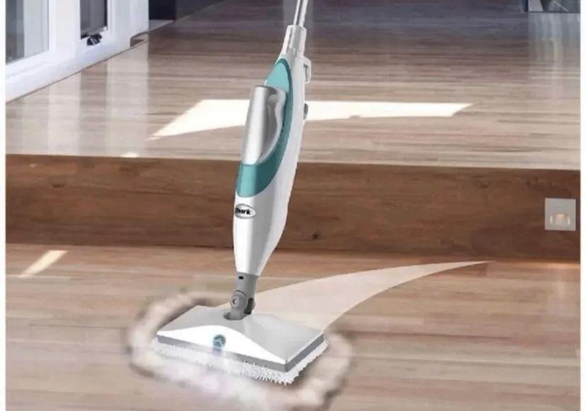 Shark SK Steam & Spray Electric Floor Steamer Mop
