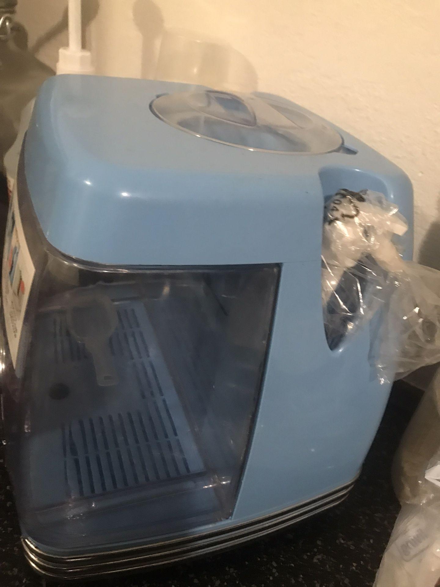 Snow Cone Ice Maker Machine