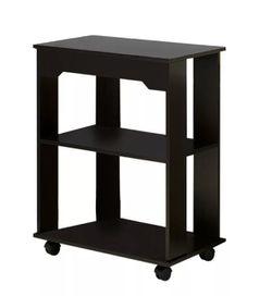 3-Tier Storage Locker Bedroom Night Table Sofa Coffee Table Modern End Table Thumbnail