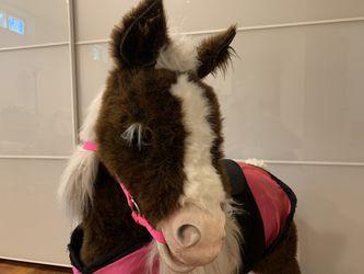 Adorable! Hasbro FurReal Friends S'MORES Interactive Pony Horse - Life Like Thumbnail