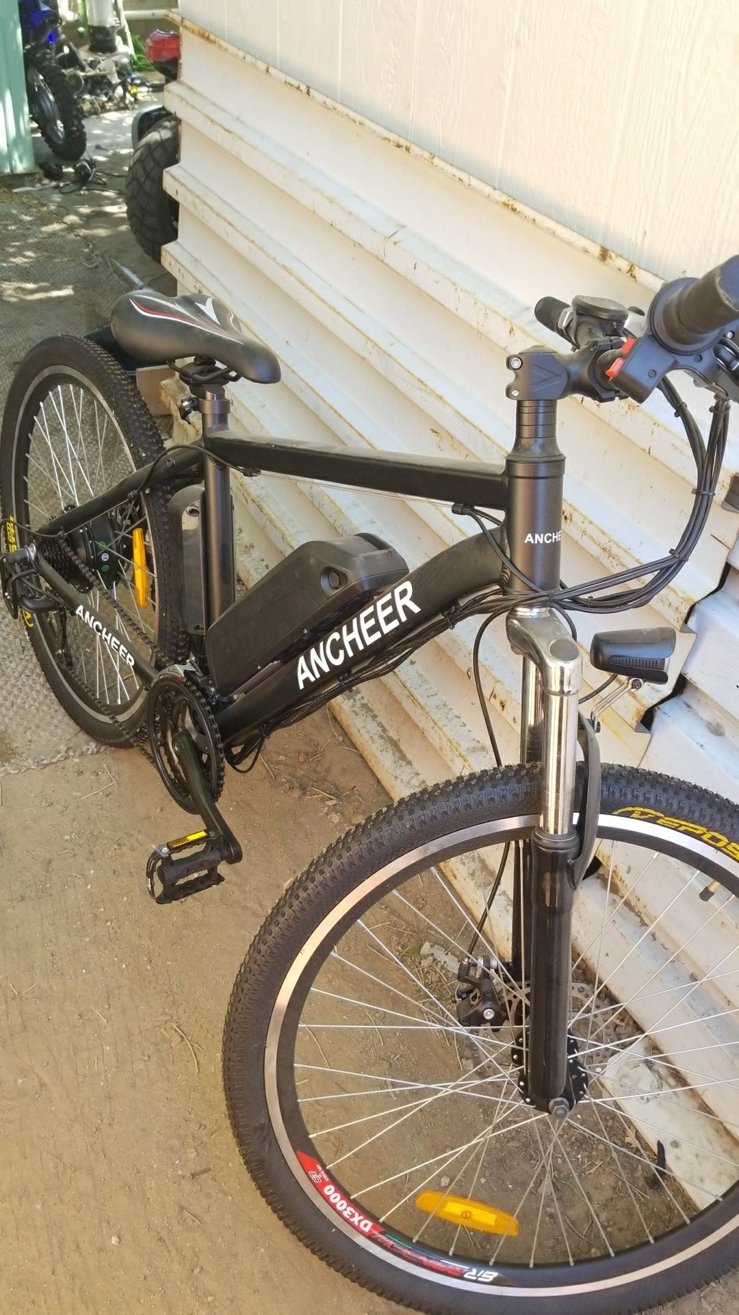 E electric motor bicycle new