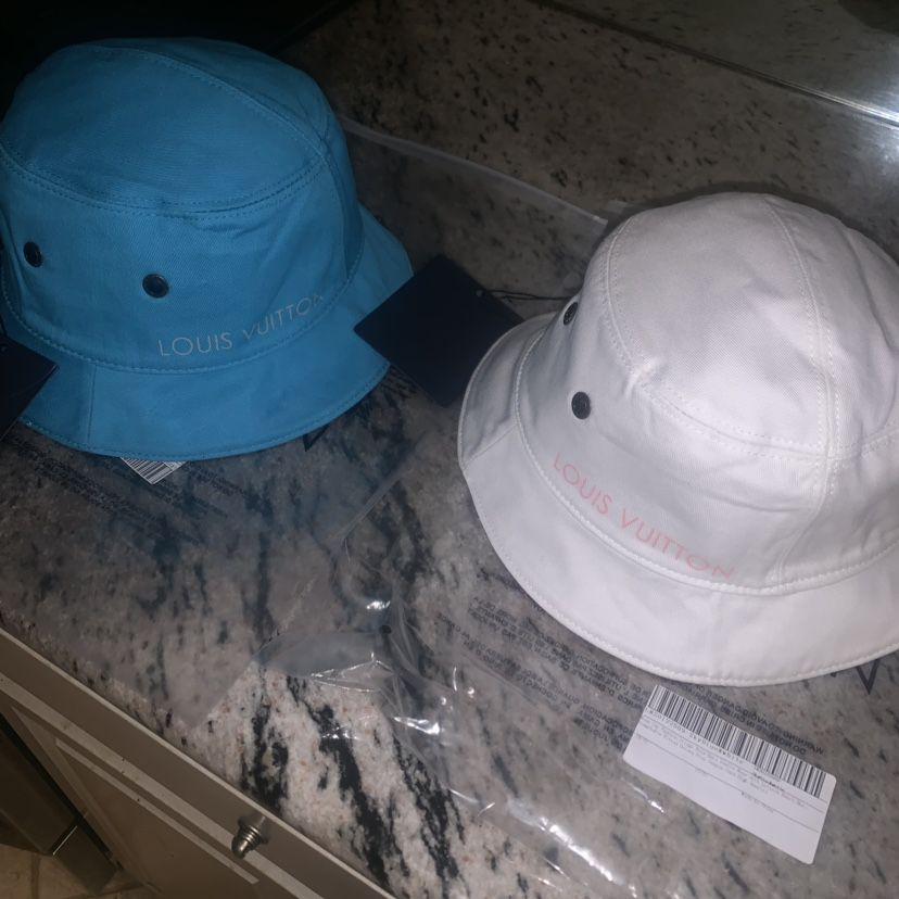 Reversible LV Bucket Hat