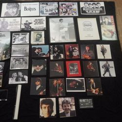 Vintage Beatles Photos Advertising Items And Much More Found In A Storage Unit Thumbnail