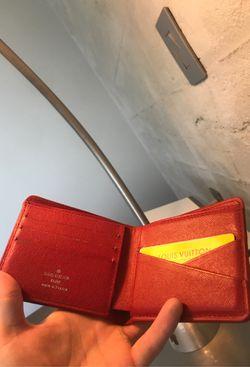 Supreme x LV Wallet Thumbnail