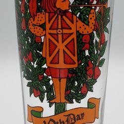 12 Days Of Christmas Tumbler Vintage Original Day 10 Ten Pipers Piping Thumbnail