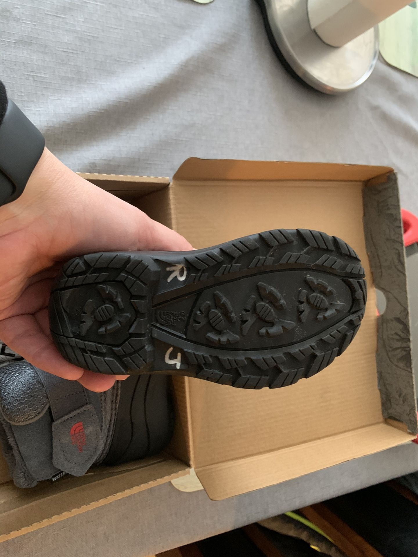 Northface Toddler Winter Boots For Sale