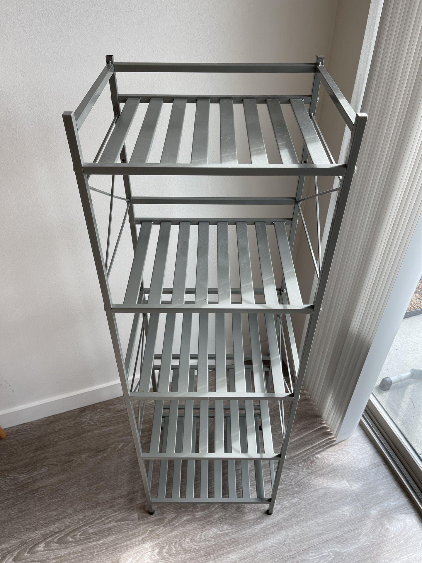 Standing Storage Shelves