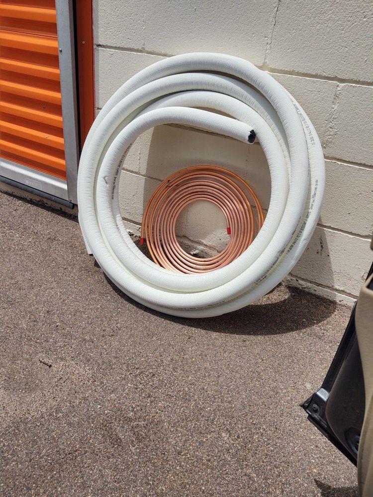 AC condenser line set