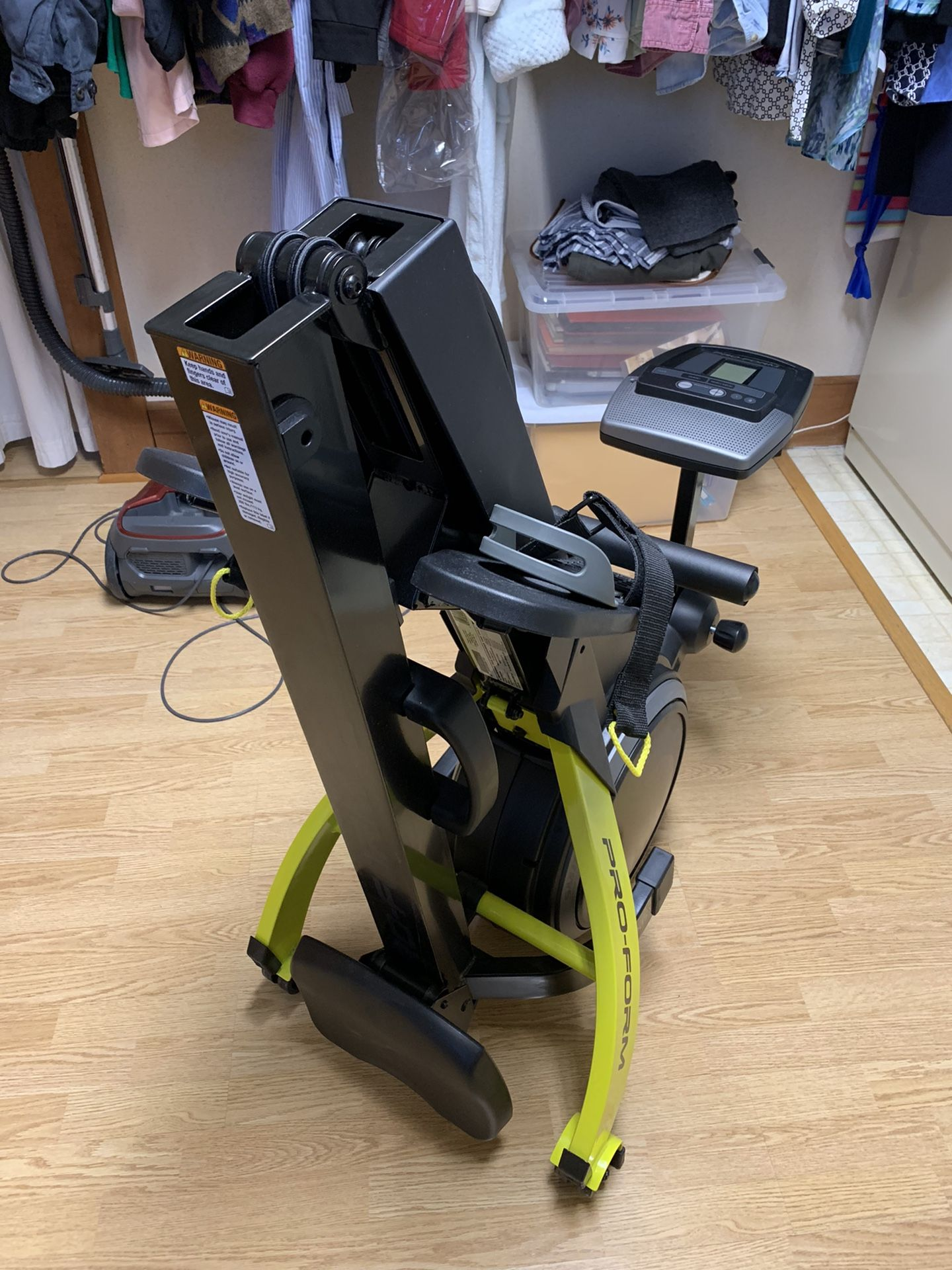 PRO-FORM Rowing Machine From Costco.
