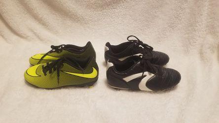 Soccer Ball Tennis shoes  Thumbnail