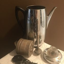 Used coffee maker Thumbnail