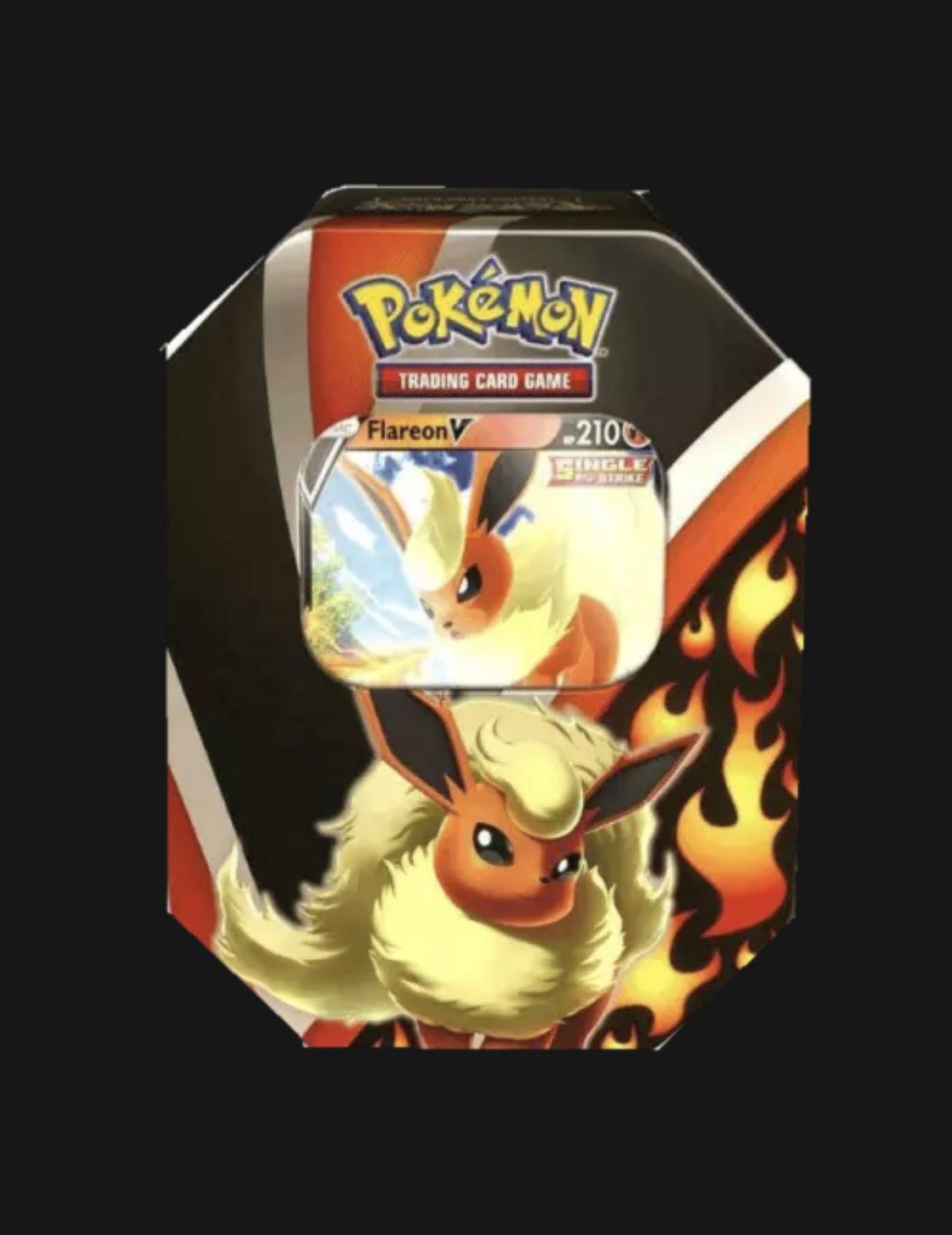 Pokemon Eeveelutions Tin.