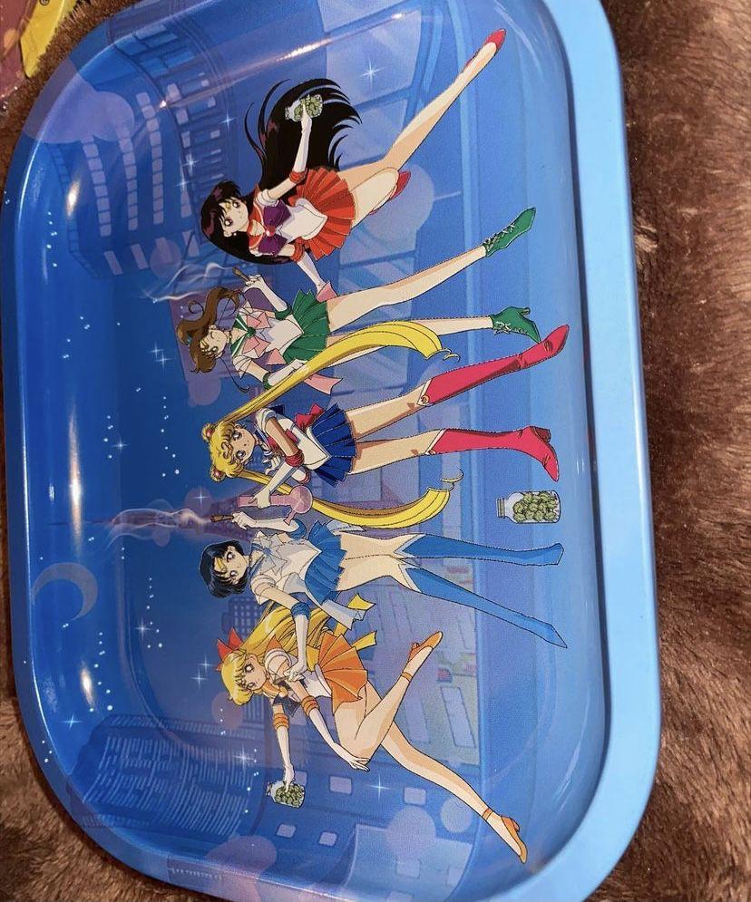 Small Sailor Moon Tray