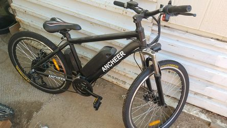E electric motor bicycle new Thumbnail