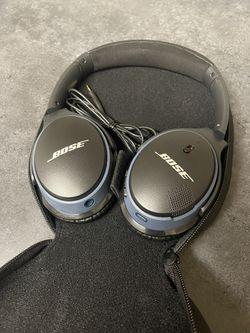 Bose SoundLink Around Ear Wireless Headphones II - Black Thumbnail