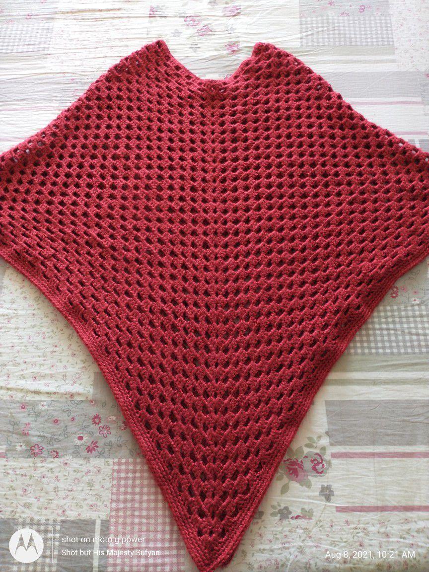 Handmade Sweaters And Ponchos
