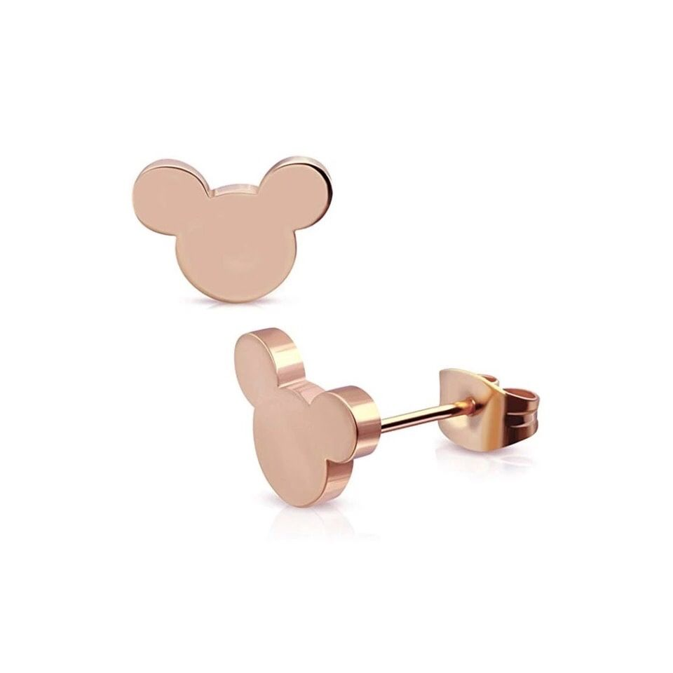 Baby and children's Minnie Mouse earrings