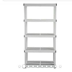 Plastic Storage Shelf Thumbnail