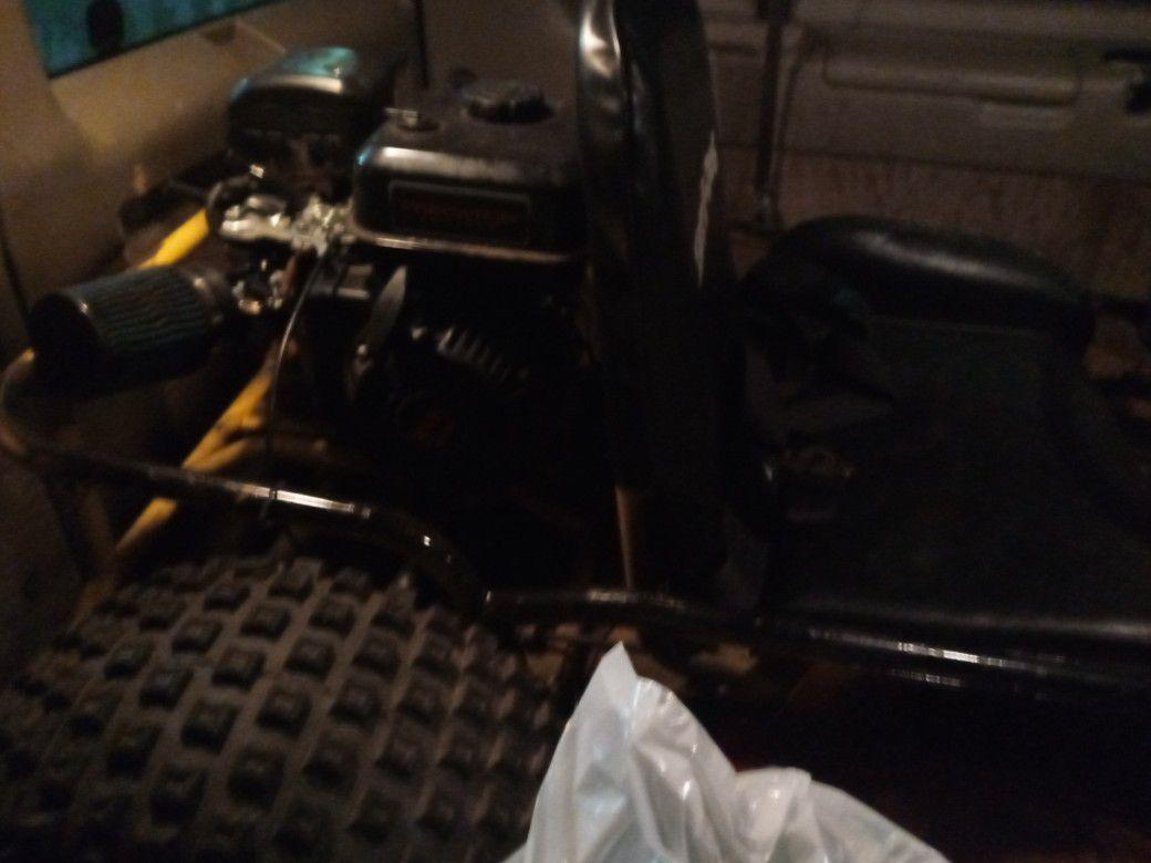 Yerf Dog 6 Half Hp. New Motor