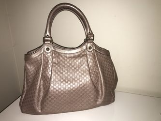 Authentic Gucci sukey Tote Bag Like New Thumbnail
