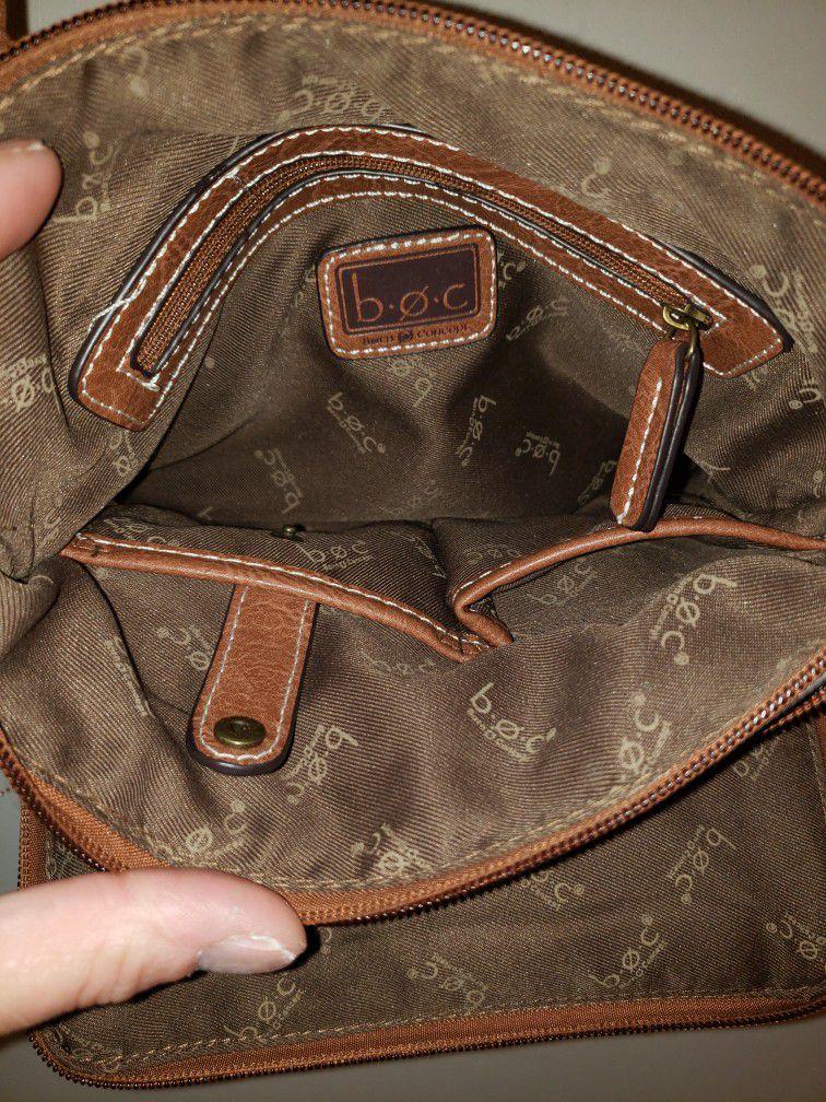 BOC Leather Purse
