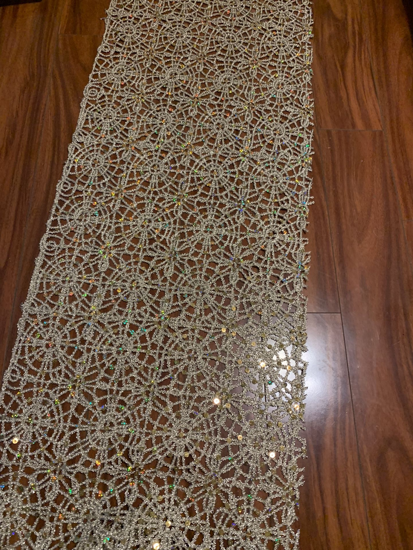 Fancy Table Runners For Weddings, Or Any Special Event ,