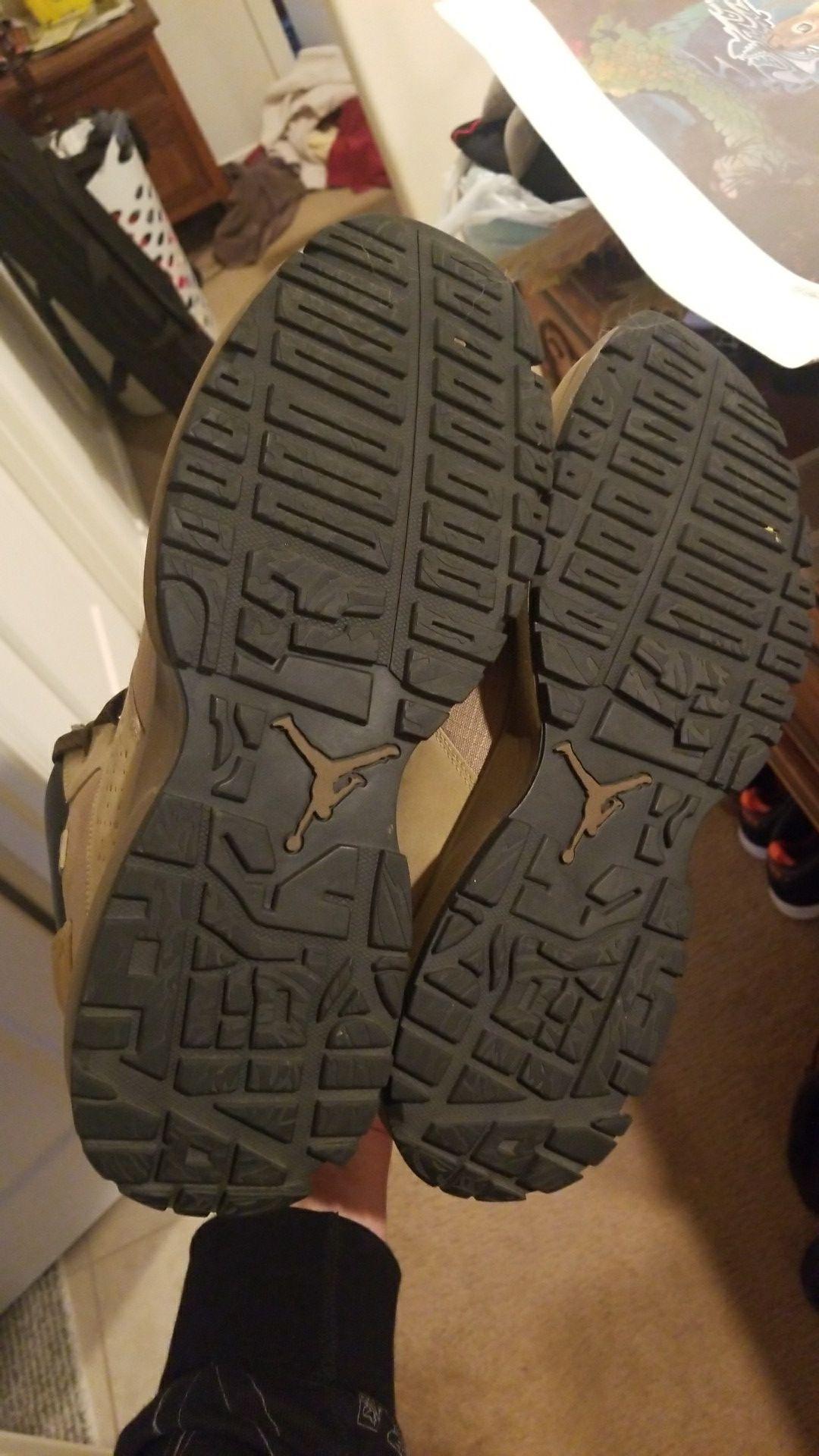 Jordan Boots Size 15