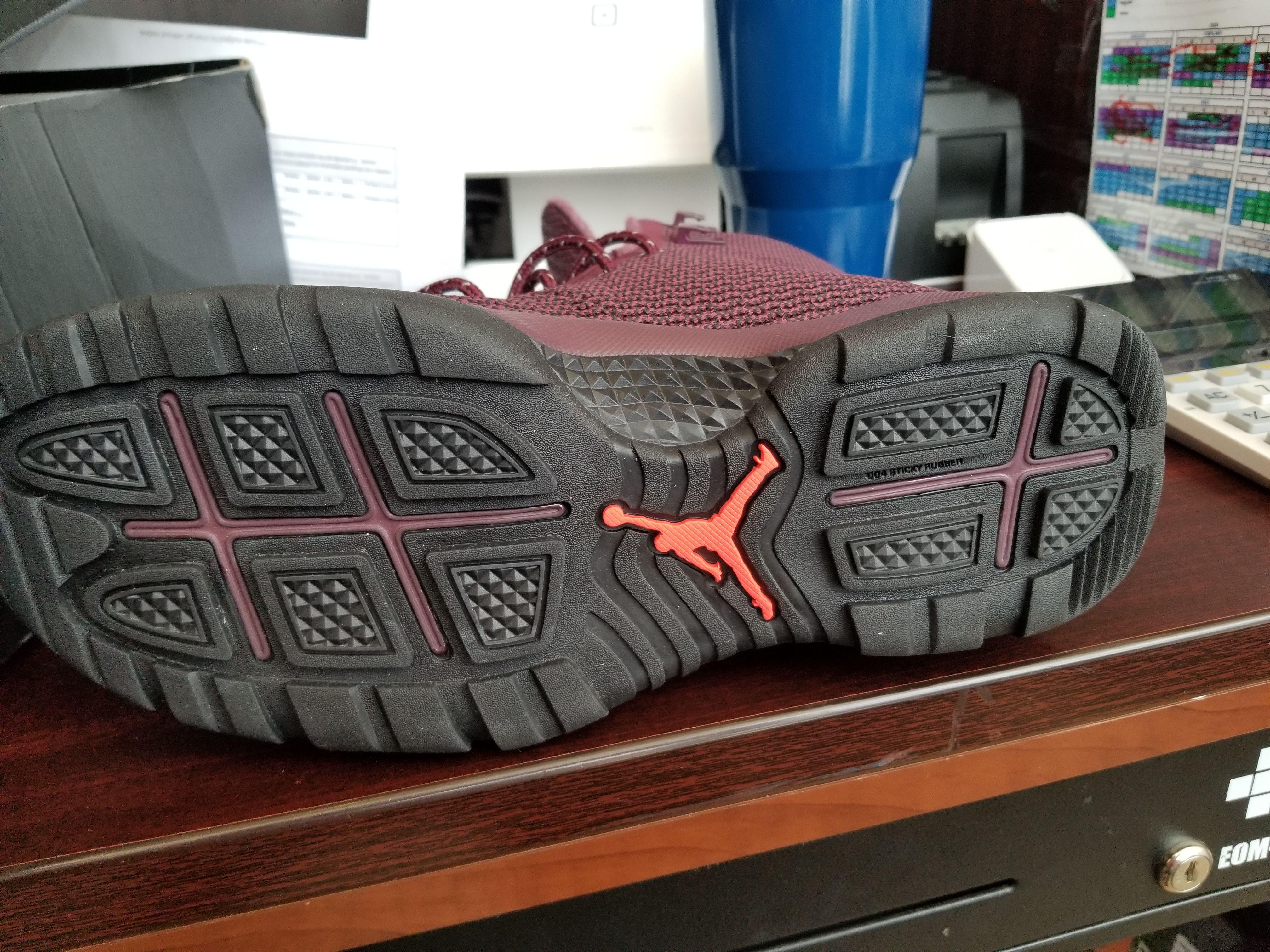 Jordan New Future Boot