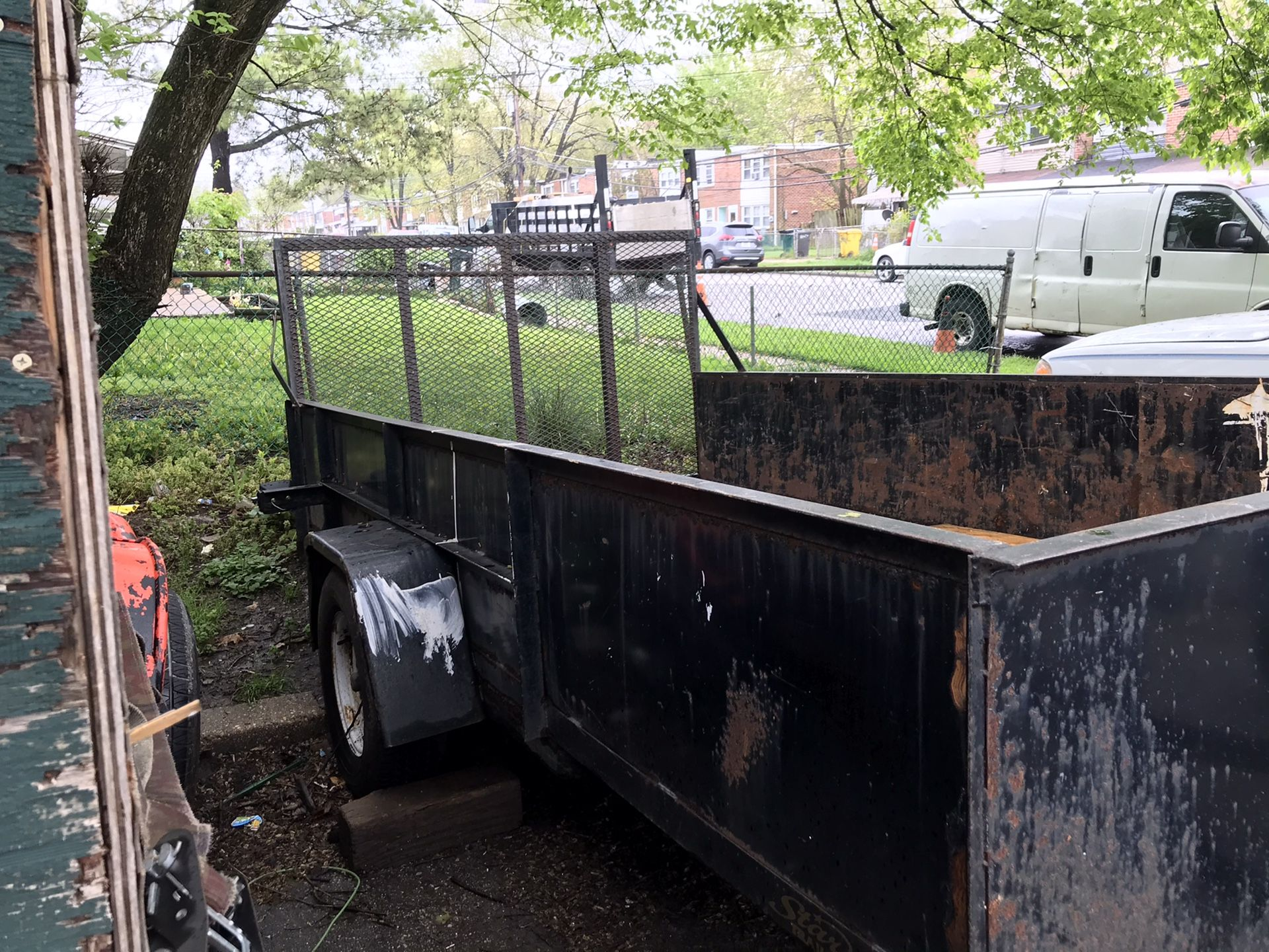 12 x 6 utility trailer
