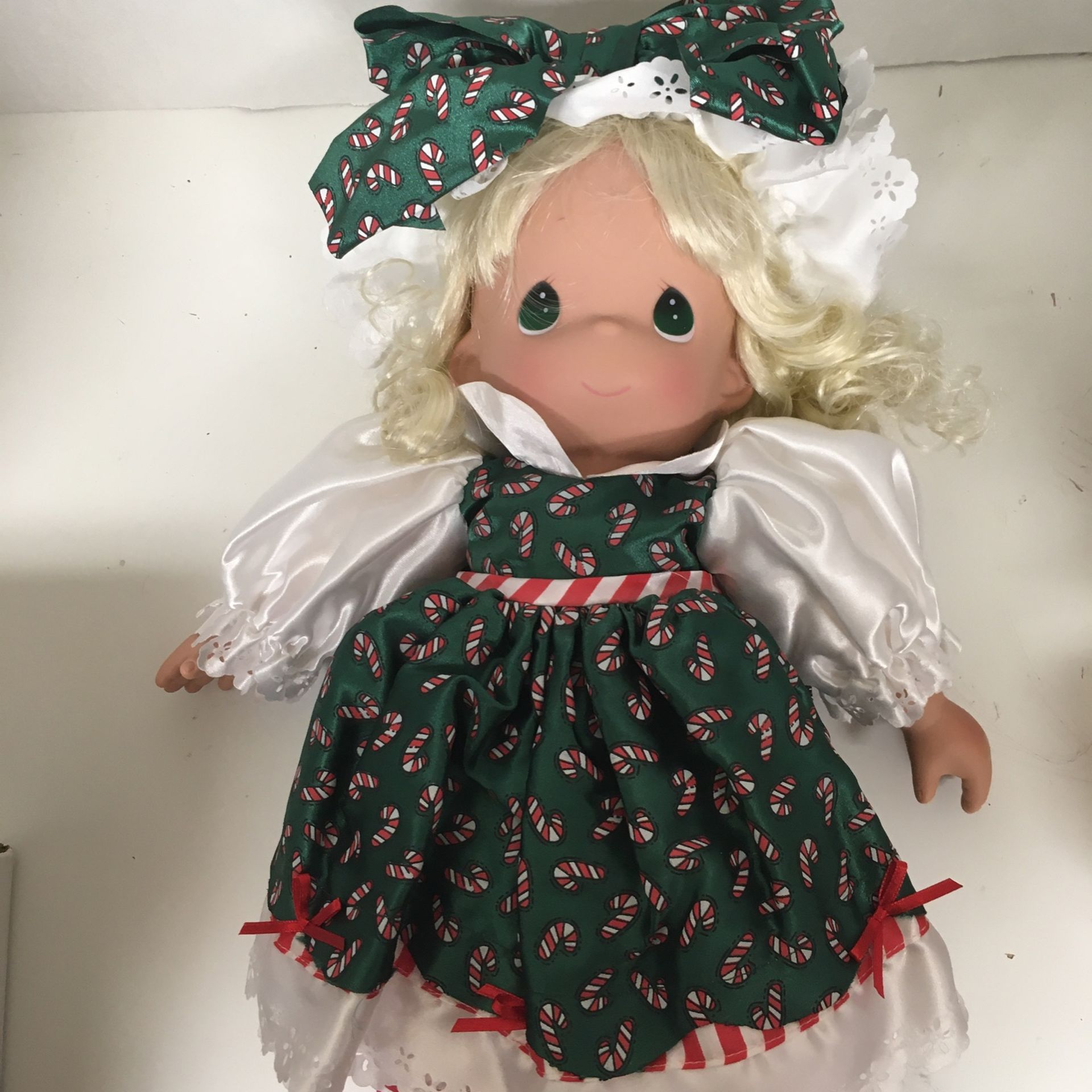 Precious Moments Christmas Doll, 15 Inches