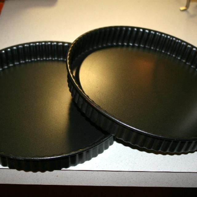 Pampered Chef Torte Pan set