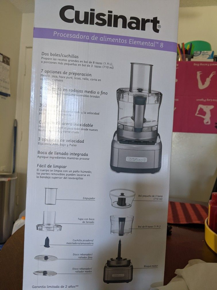 Food Processor And