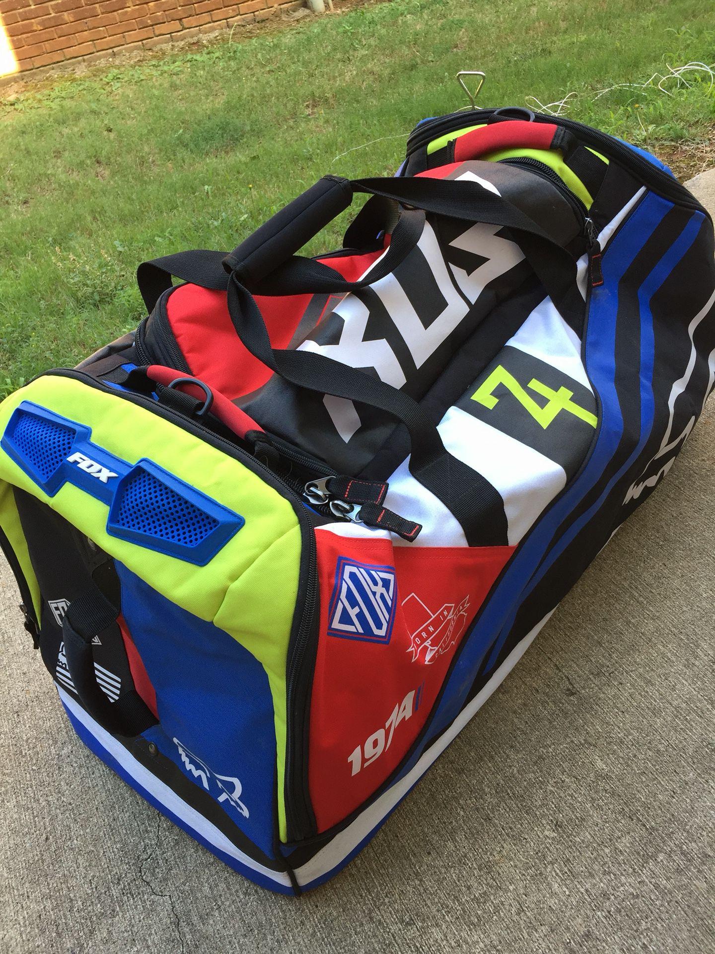 Fox motocross gear bag!!!!