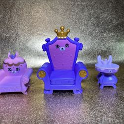 Shopkins Royal Palace Toys RARE Thumbnail