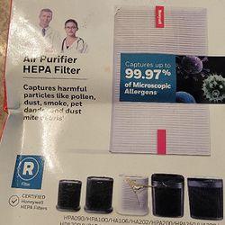 Honeywell True HEPA Replacement Filter R Thumbnail
