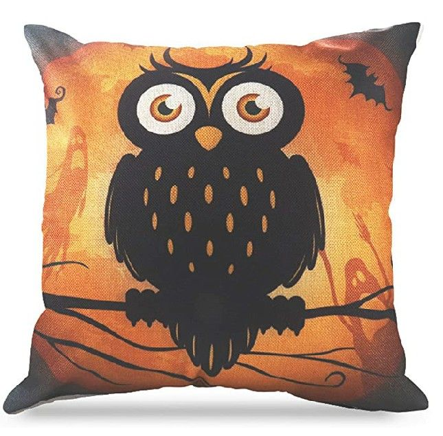 New! Halloween pillows covers 4pc 18*18