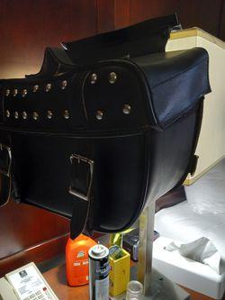 Leather Saddle Bags  75 Thumbnail