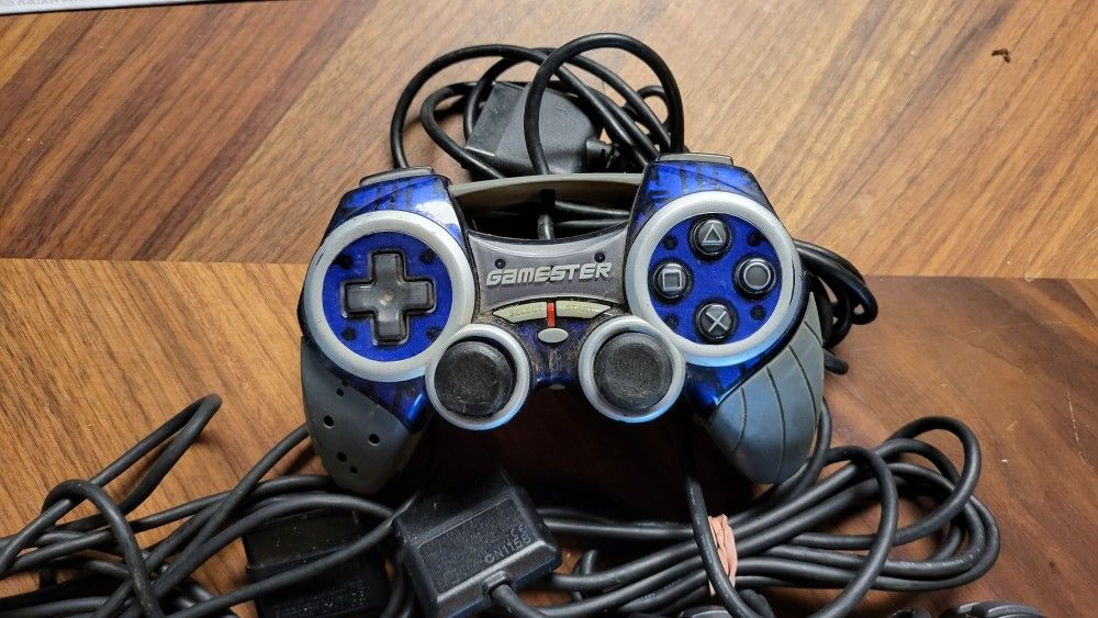 PS2 Controller Misc