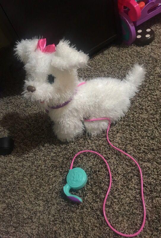 Furreal friend doggy