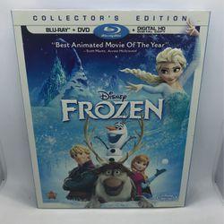 Disney's Frozen Blu-ray DVD Digital Copy New  Thumbnail