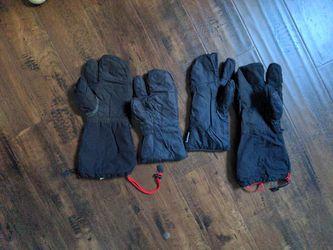 Marmot Goretex Three Finger Glove/Mitten Thumbnail