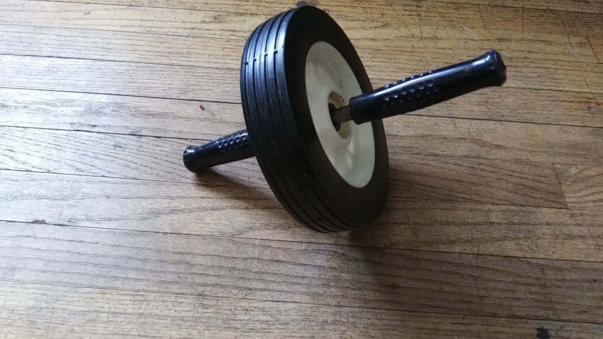 Workout equipment - great for core