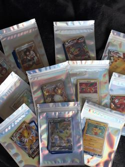 Charizard Vmax Rainbow Rare *Repacks Official Pokemon Tcg  Thumbnail
