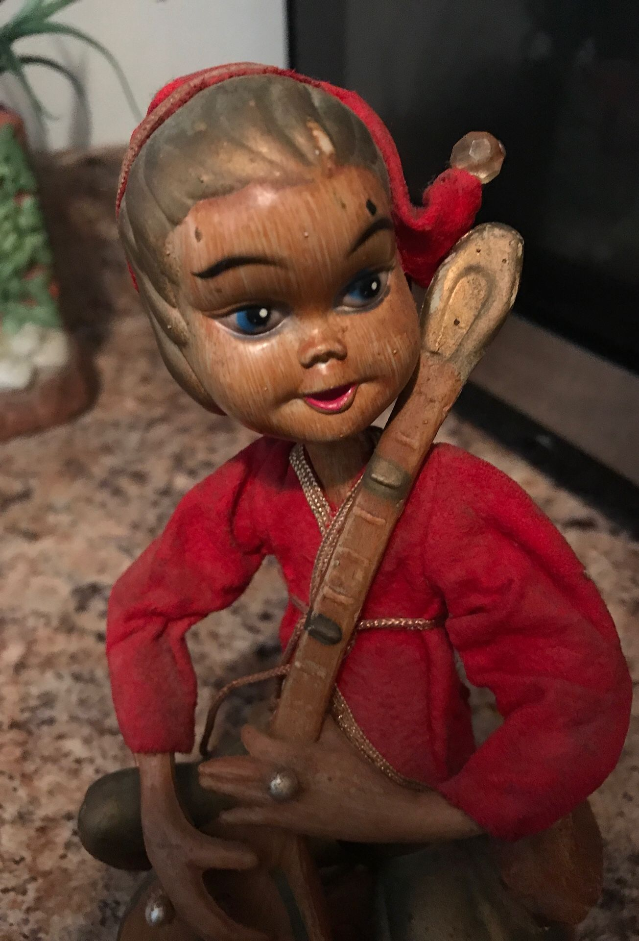Vintage elf