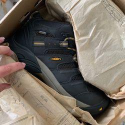 Steel Toe Utility Boots Thumbnail