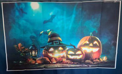 Halloween Backdrop Halloween Decorations Thumbnail